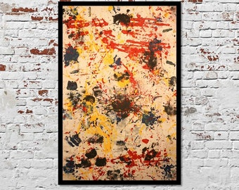 Original Framed Art Print by Nick CONNER collection 1D
