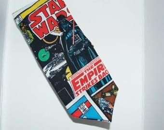 Kids Star Wars Skinny Tie