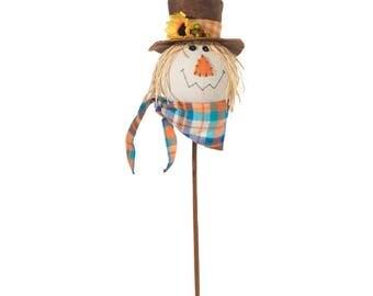 Raz Imports Scarecrow Head/Wreath Supplies/Fall Decoration/3716120