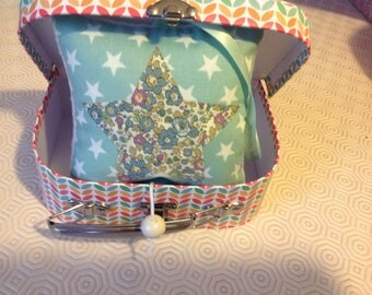 Baby music box, coussinou stars mobile, toy
