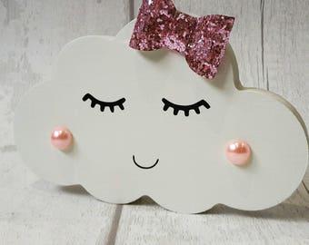 Sleepy Cloud, Shelfie Cloud, Freestanding Cloud