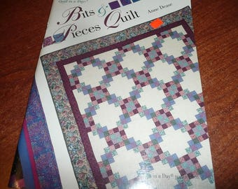 Quilt In A Day Bits & Pieces Quilt Book