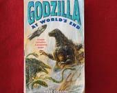 GODZILLA: At World's End (Paperback Novel by Marc Cerasini)
