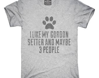 Funny Gordon Setter T-Shirt, Hoodie, Tank Top, Gifts