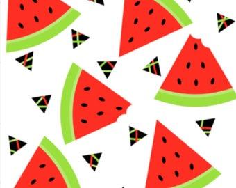 Watermelon Tank Top (Watermelon Crop Top)