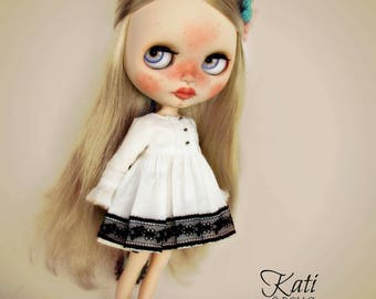 Custom Blythe Dolls For Sale by OOAK blythe doll by Ö DOLLS