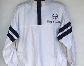 Vintage SERGIO TACCHINI new old stock jacket with tag