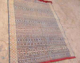 kilim area rug moroccan morrocan berber tribal oriental
