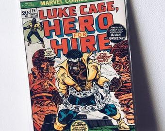 1970's Luke Cage Comic Book #15