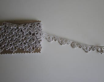 lace style crochet vintage haberdashery