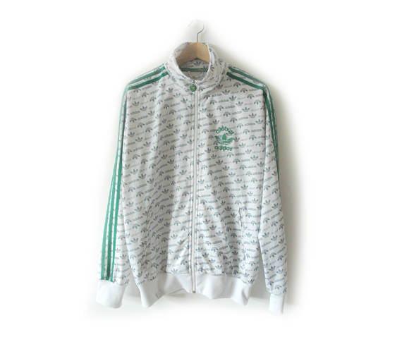 Adidas, track top,retro sportswear,