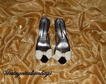 Genuine vintage Albano shoes - genuine leather