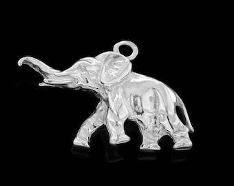 Charm ELEPHANT Silver 925