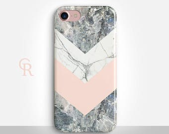Marble iPhone 7 Plus Case For iPhone 8 iPhone 8 Plus - iPhone X - iPhone 7 Plus - iPhone 6 - iPhone 6S - iPhone SE - Samsung S8 - iPhone 5