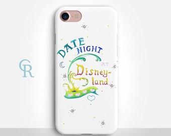Disneyland iPhone 7 Case For iPhone 8 iPhone 8 Plus - iPhone X - iPhone 7 Plus - iPhone 6 - iPhone 6S - iPhone SE - Samsung S8 - iPhone 5