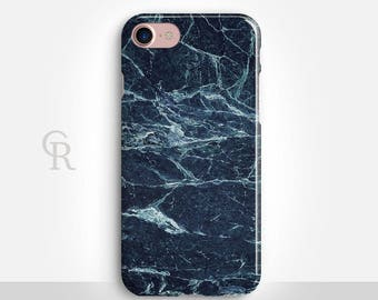Marble Phone Case For iPhone 8 iPhone 8 Plus - iPhone X - iPhone 7 Plus - iPhone 6 - iPhone 6S - iPhone SE - Samsung S8 - iPhone 5 -Samsung