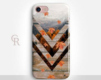 Autumn Phone Case For iPhone 8 iPhone 8 Plus - iPhone X - iPhone 7 Plus - iPhone 6 - iPhone 6S - iPhone SE - Samsung S8 - iPhone 5 iPhone 6S
