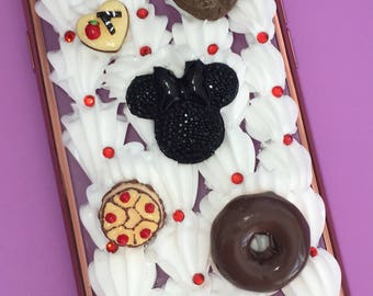 Iphone 6/6S Kawaii Mini mouse pastry phone case