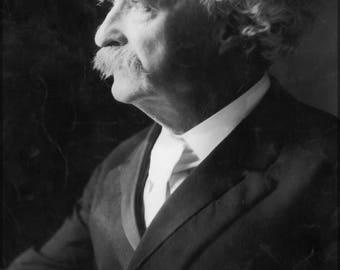 Poster, Many Sizes Available; Mark Twain