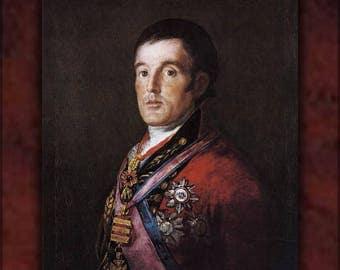 Poster, Many Sizes Available; Duke Of Wellington By Francisco Goya, 1812–14