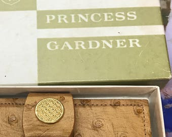 Princess gardner vintage women's wallet