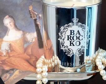 Barocko Luxury Versailles Castle Candle