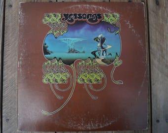 Yes - Yessongs - 3 Album Set (1973)