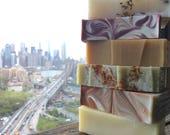 10 Bars of Soap - Organic Soap - Bulk Soap - Bulk Shampoo Bars - Natural Soap - Wholesale Soap - Organic Soap Set - Discount Soap - Handmade