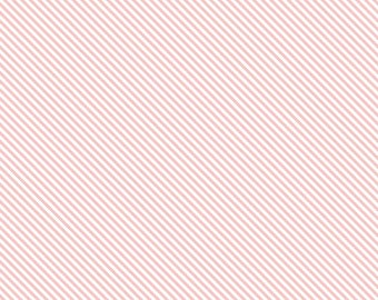 Sweet Orchard by Sedef Imer Pink stripe on diagonal