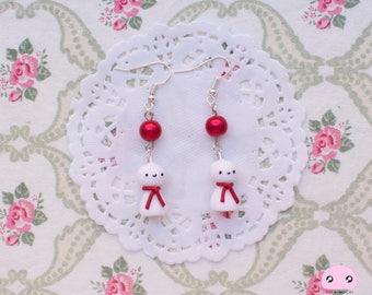 Teru Teru Bozu earrings