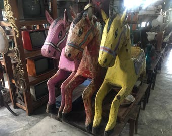 Couple of Vintage/Carousel horses