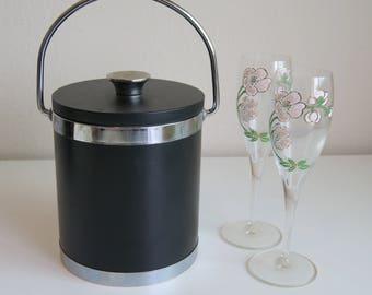 Vintage F.W. Woolworth Mini Ice Bucket