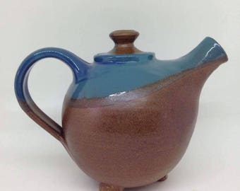 Ceramic Teapot / Handmade Pottery