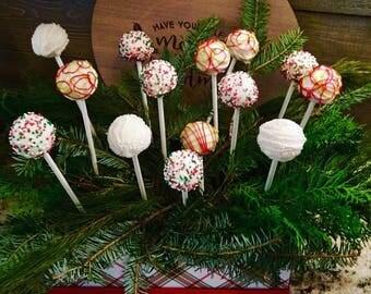 Mary V's Seasonal Cake Truffles Bouquet
