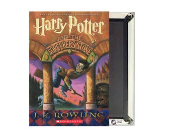 Harry Potter and the Sorcerers Stone Cover Magnet