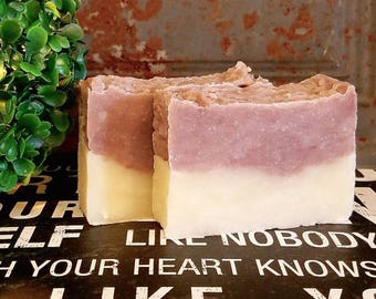 All-Natural Lavender Handmade Vegan Soap