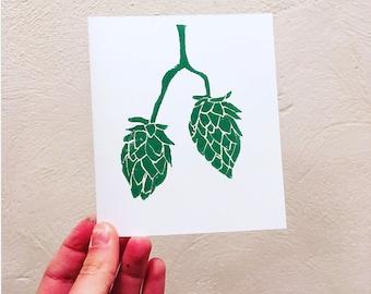 Hops Card