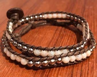 Two Wrap Bracelet