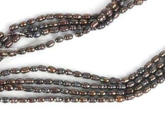 Brown Rice Pearls