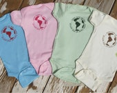 EARTH DAY! Final Sale! Organic Baby Outfit, Organic Baby Clothes, Cute Baby Outfit, Unique Baby Gift, Cute Baby Onesie, Gender Neutral Baby