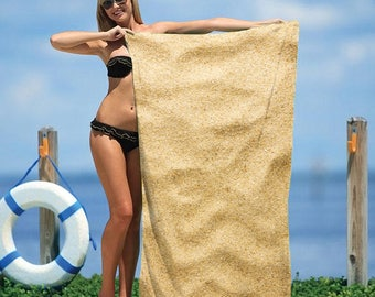 Sandy Sand Beach Towel