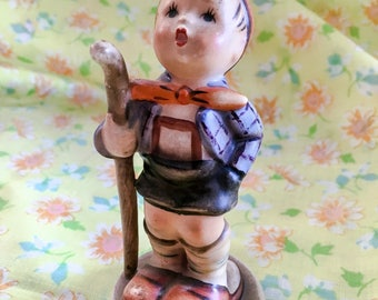 Hummel Figurine: Little Hiker