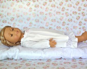 Doll Mattress for American Girl, Wellie Wishers, 18 Inch Doll