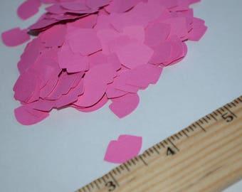 Lip Confetti - Love Confetti - Valentines Day Confetti - Bachelorette Party - Bachelorette Confetti - Pink Confetti - Wedding confetti