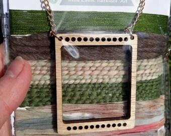 Autumn mini loom necklace kit