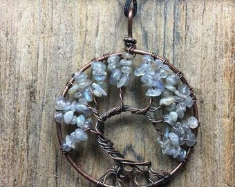 Labradorite Tree of Life