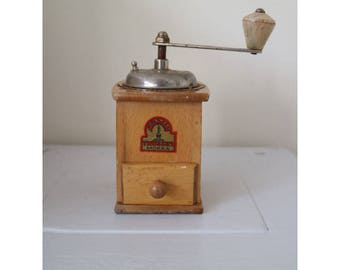Antique Coffee Grinder Armin Trösser Mocha