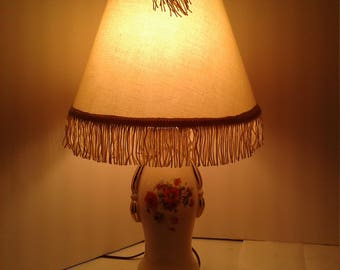 1940's Hollywood Glam Style Lamp