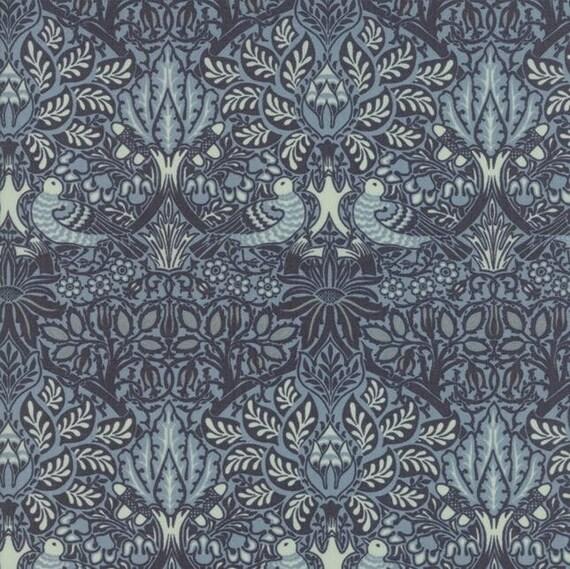 "William Morris Rugs Reproductions: Moda Fabric ""William Morris 2017"" By V & A"