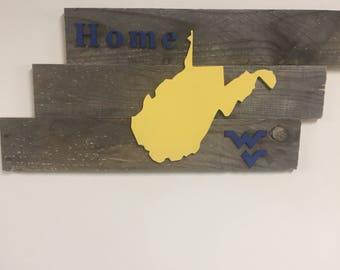 West Virginia pallet